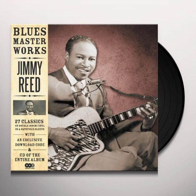 Jimmy Reed BLUES MASTER WORKS (GER) (Vinyl)