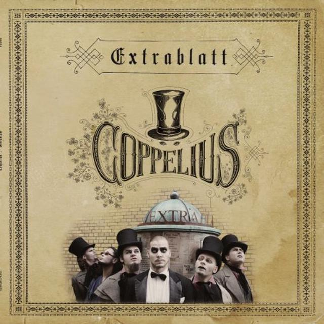 Coppelius EXTRABLATT (GER) Vinyl Record