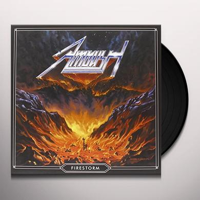 Ambush FIRESTORM Vinyl Record