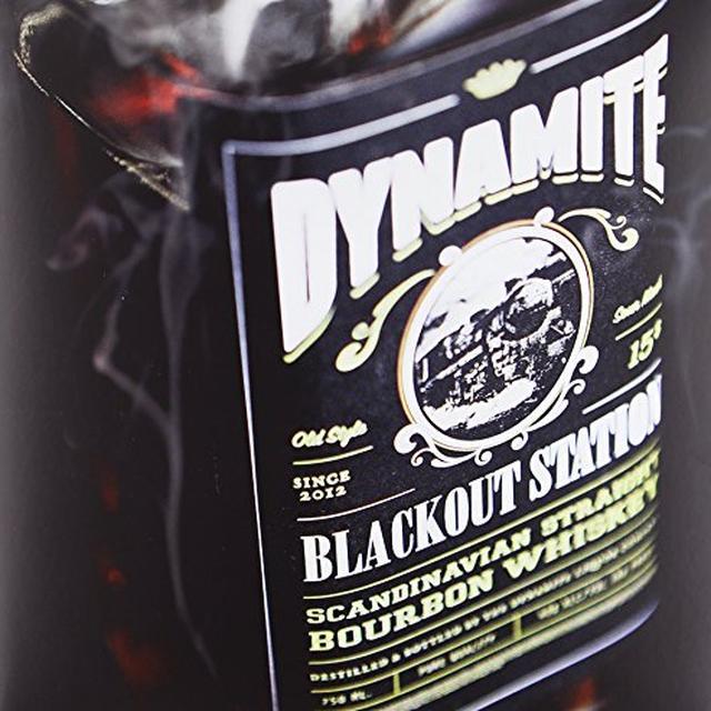 Dynamite BLACKOUT STATION (GER) Vinyl Record