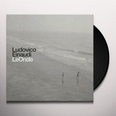 Ludovico Einaudi LE ONDE (GER) Vinyl Record
