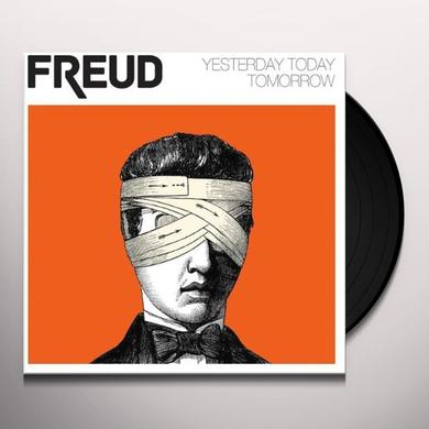 Freud YESTERDAY TODAY TOMORR (GER) Vinyl Record