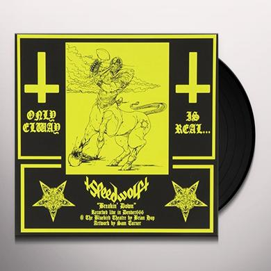 Nekrofilth/Speedwolf SPLIT/PICTURE VINYL Vinyl Record
