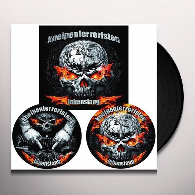 Kneipenterroristen LEBENSLANG Vinyl Record