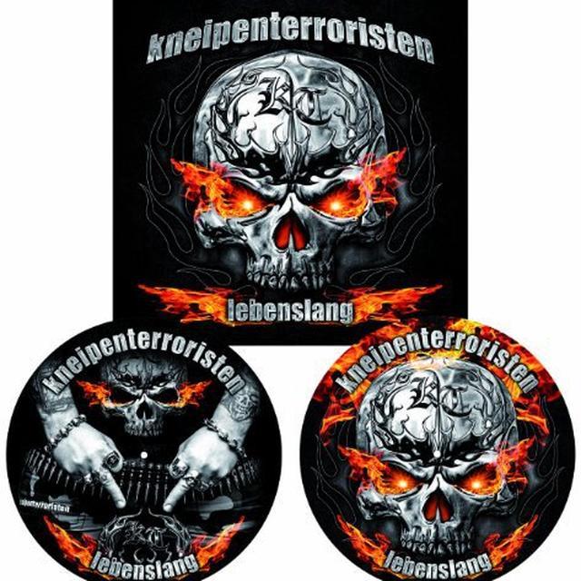 Kneipenterroristen LEBENSLANG (GER) Vinyl Record