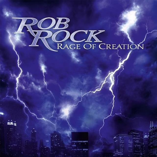Rob Rock RAGE OF CREATION (GER) Vinyl Record