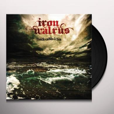 Iron Walrus INSIDIOUS BLACK SEA Vinyl Record