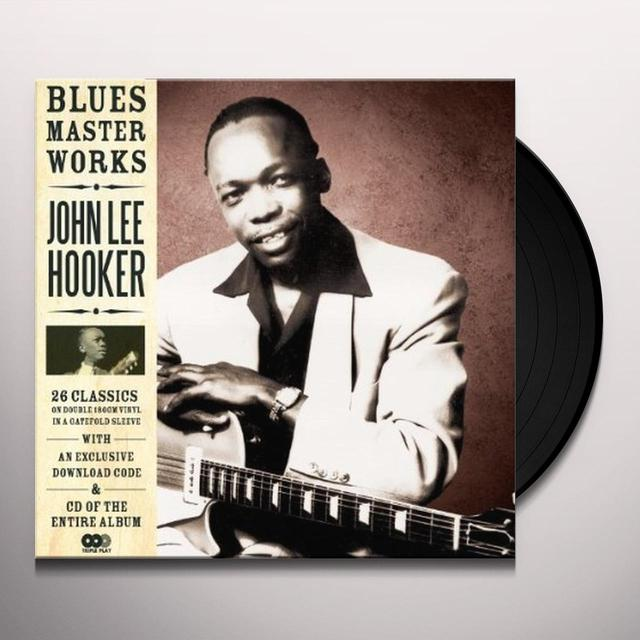 John Lee Hooker BLUES MASTER WORKS (GER) (Vinyl)