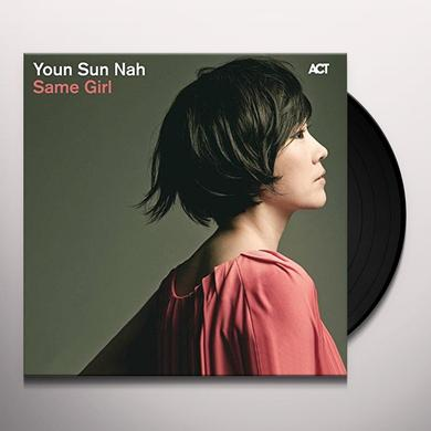 Youn Sun Nah SAME GIRL (GER) Vinyl Record