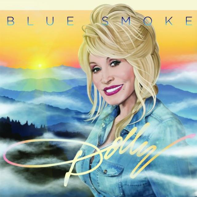 Dolly Parton Vinyl | Blue Smoke Holland Import
