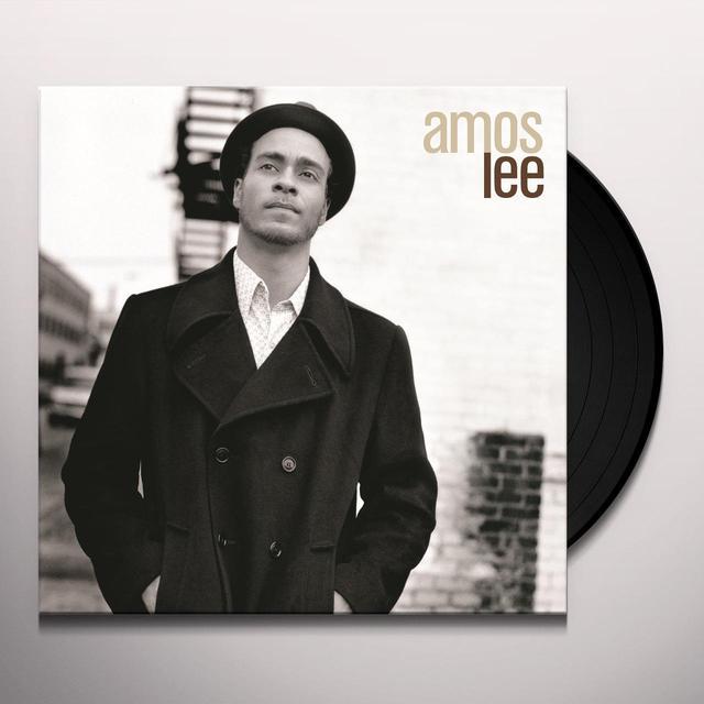 AMOS LEE Vinyl Record - Holland Import