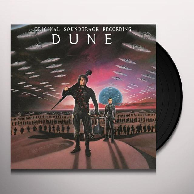 Various Artists DUNE Vinyl Record - Holland Release