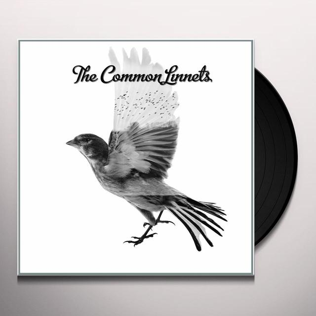 THE COMMON LINNETS Vinyl Record - Holland Import