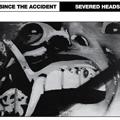 Severed Heads SINCE THE ACCIDENT Vinyl Record - Colored Vinyl, Limited Edition, 180 Gram Pressing, Remastered