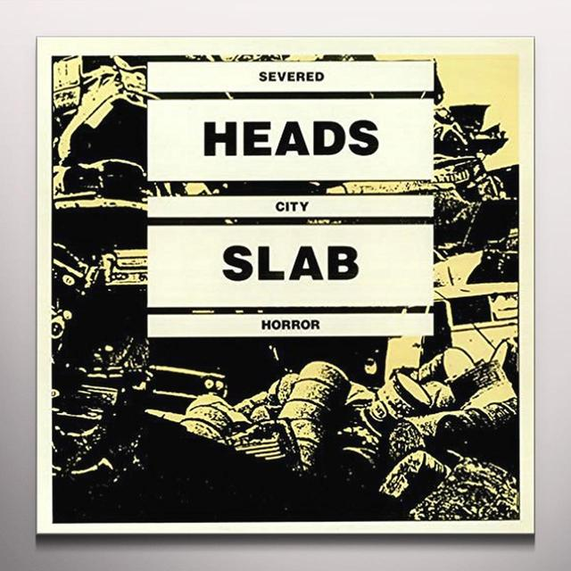 Severed Heads CITY SLAB HORROR Vinyl Record - Colored Vinyl, Limited Edition, 180 Gram Pressing, Remastered