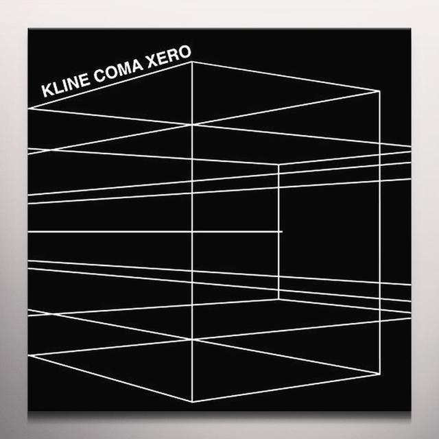KLINE COMA XERO Vinyl Record - Colored Vinyl, Limited Edition, 180 Gram Pressing