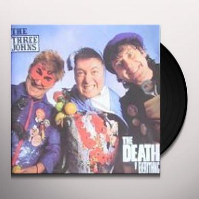 Three Johns DEATH OF EVERYTHING Vinyl Record