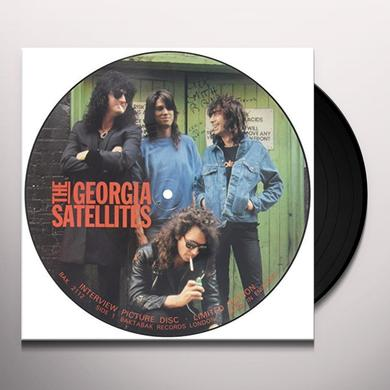 Georgia Satellites 80'S INTERVIEW PICTURE DISC Vinyl Record