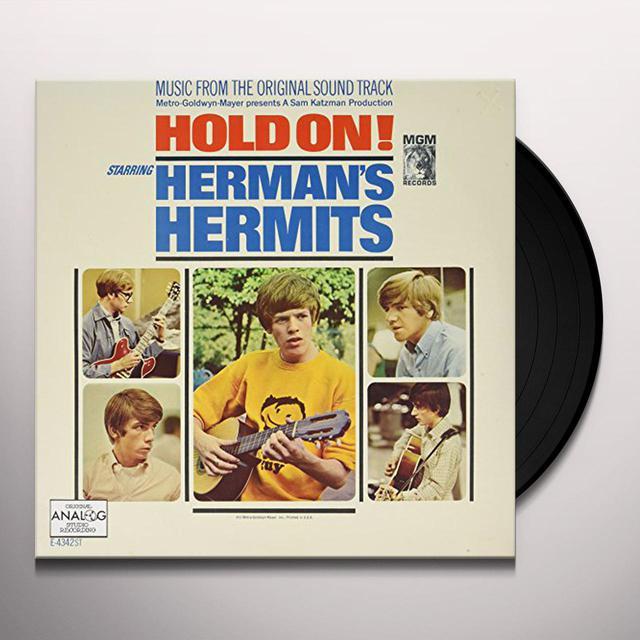 Herman'S Hermits HOLD ON Vinyl Record