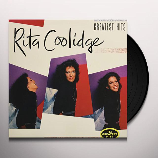 Rita Coolidge GREATEST HITS Vinyl Record