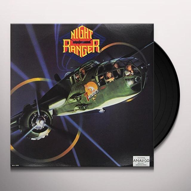 Night Ranger 7 WISHES Vinyl Record