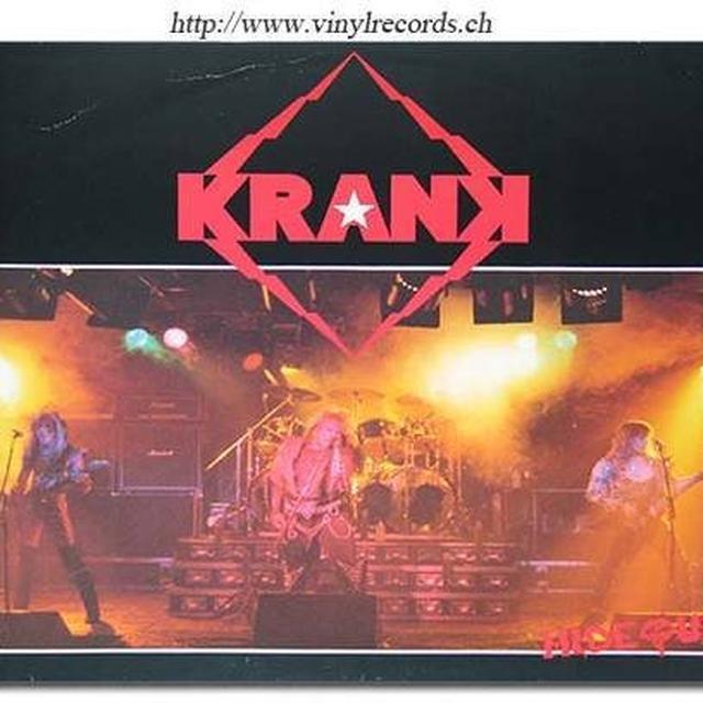 Krank HIDEOUS Vinyl Record
