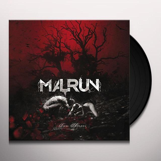 Malrun TWO THRONES Vinyl Record - Limited Edition