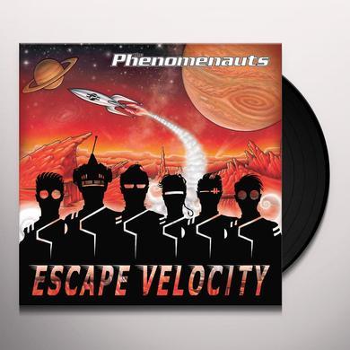 Phenomenauts ESCAPE VELOCITY Vinyl Record