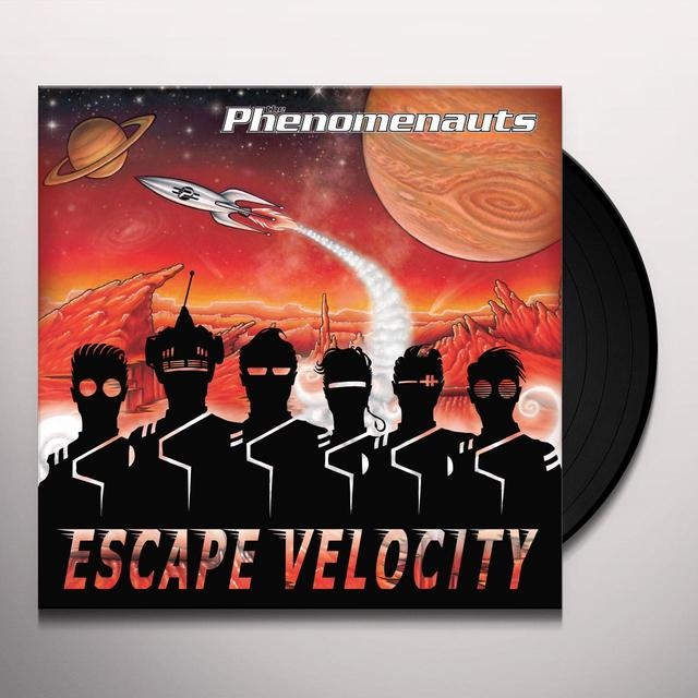 Phenomenauts ESCAPE VELOCITY Vinyl Record
