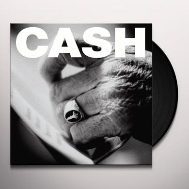Johnny Cash MAN COMES AROUND Vinyl Record
