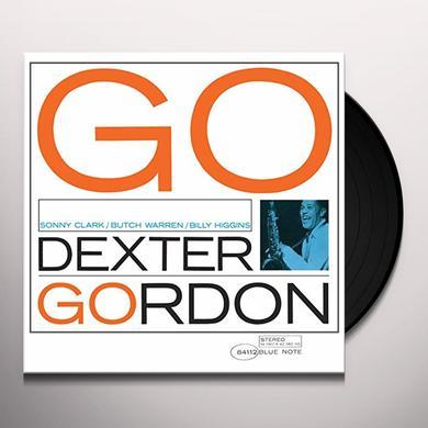 Dexter Gordon GO Vinyl Record