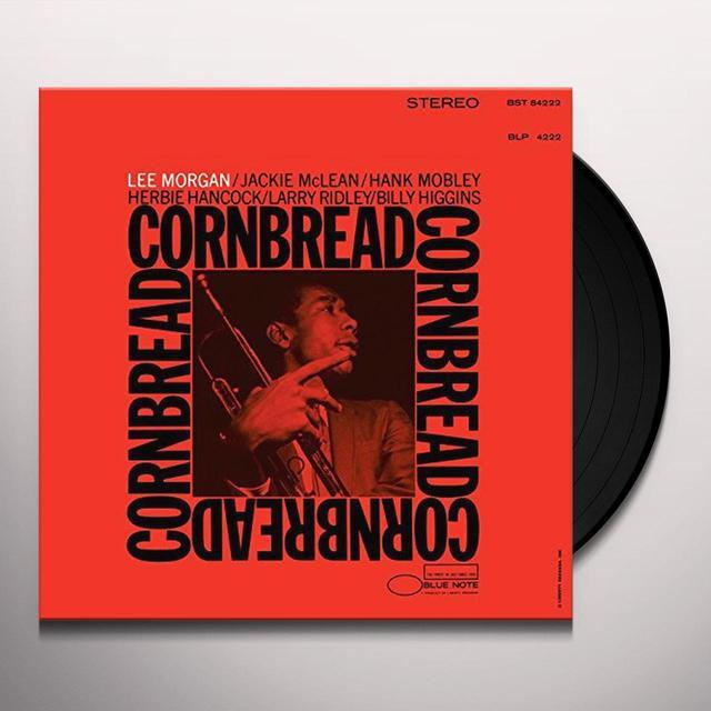 Lee Morgan CORNBREAD Vinyl Record