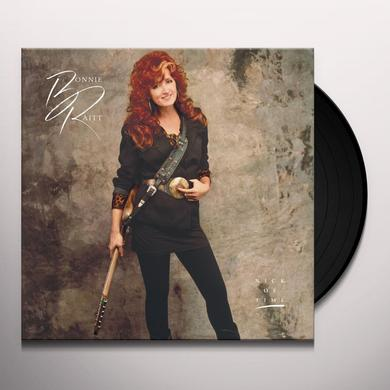 Bonnie Raitt NICK OF TIME (25TH ANNIVERSARY) Vinyl Record - Anniversary Edition