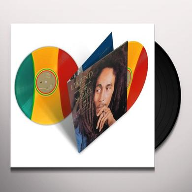Bob Marley LEGEND: 30TH ANNIVERSARY EDITION Vinyl Record - Anniversary Edition