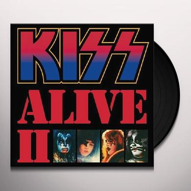Kiss ALIVE II Vinyl Record
