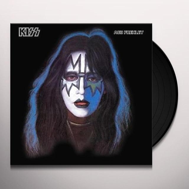 Kiss ACE FREHLEY Vinyl Record