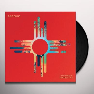 Bad Suns LANGUAGE & PERSPECTIVE Vinyl Record