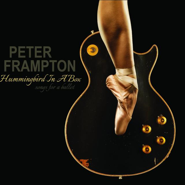 Peter Frampton HUMMINGBIRD IN A BOX Vinyl Record