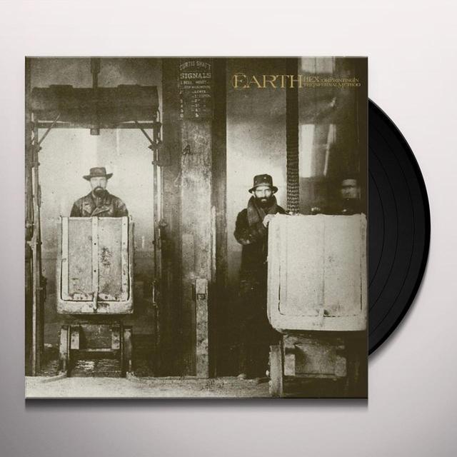 Earth HEX Vinyl Record