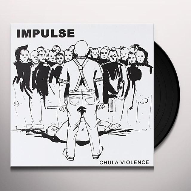 Impulse CHULA VIOLENCE Vinyl Record