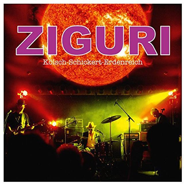 ZIGURI Vinyl Record - w/CD