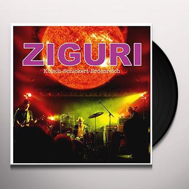 ZIGURI Vinyl Record