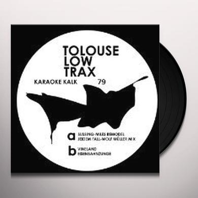 TOLOUSE LOW TRAX Vinyl Record