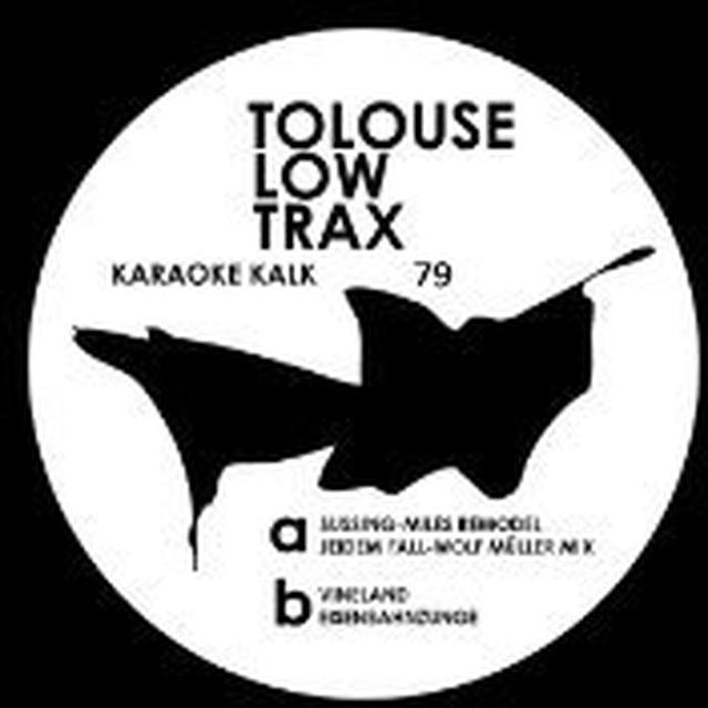 TOLOUSE LOW TRAX Vinyl Record