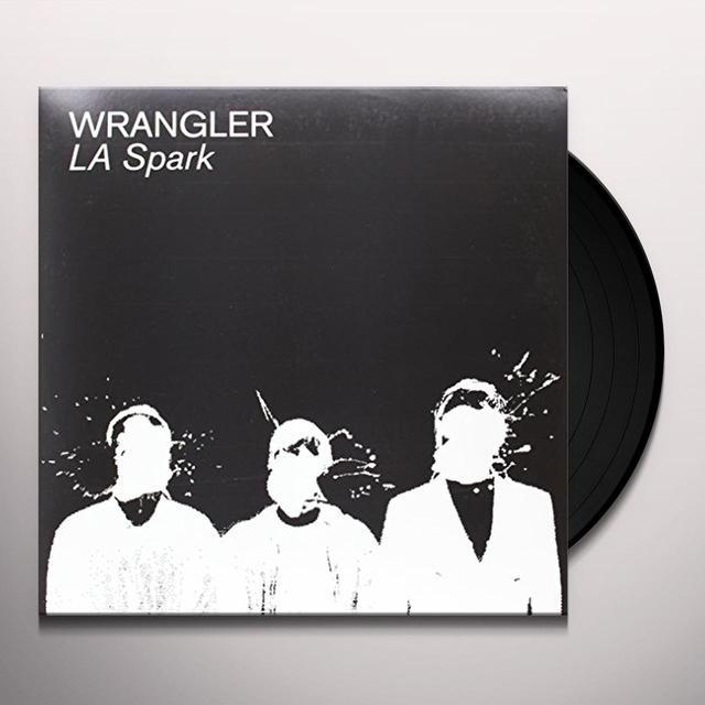 Wrangler LA SPARK Vinyl Record