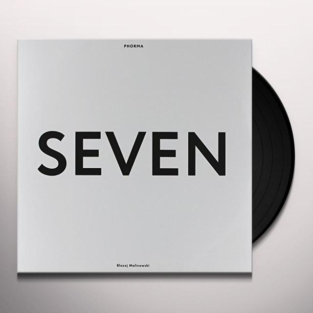 Blazej Malinowski DUAL REALITY Vinyl Record