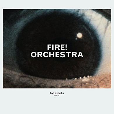 Fire Orchestra ENTER Vinyl Record