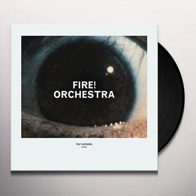 Fire Orchestra ENTER Vinyl Record