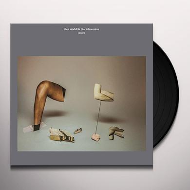 Sten Sandell / Paal Nilssen-Love JACANA Vinyl Record