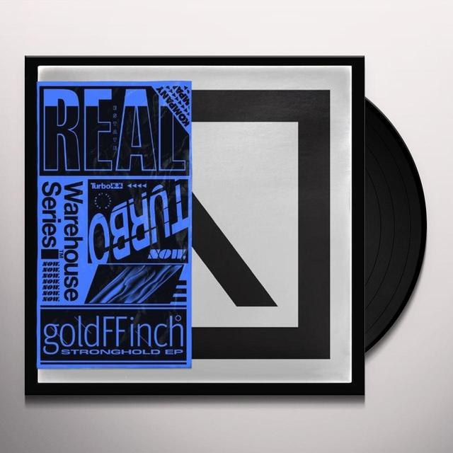 Goldffinch STRONGHOLD (EP) Vinyl Record